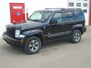 2008 Jeep Liberty Sport North Edition - V6 4x4 -150,000km ~$9995