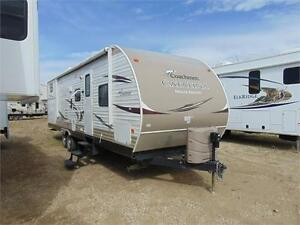 2013 Catalina Deluxe 30BHS Travel Trailer