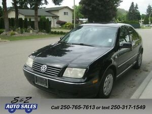 2004 Volkswagen Jetta GLS 2 sets of tires! Excellent vehicle!