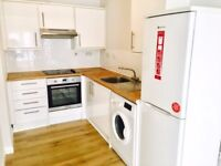 Spacious 2 bedroom with 2 bathrooms ground floor flat with private rear garden/patio area.