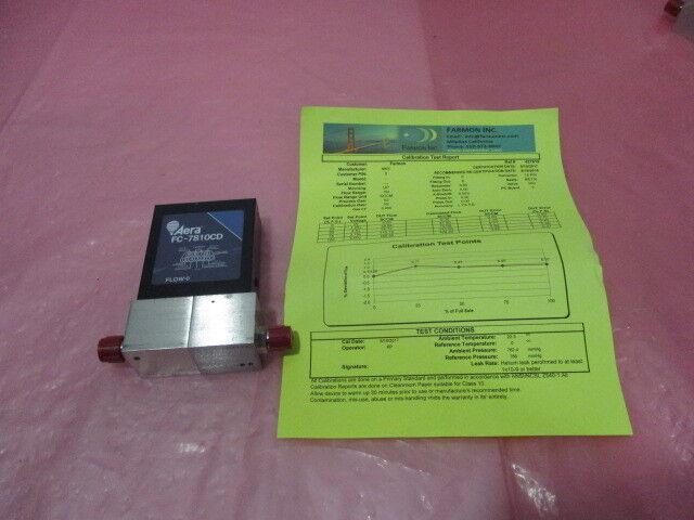 Aera FC-7810CD Mass Flow Controller MFC NF3 5 SLM Novellus 22-117958-00, 421437