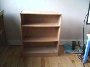 Short Bookshelf
