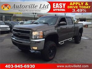 2007 Chevrolet Silverado 2500 LTZ LIFTED RIMS EVERYONE APPROVED!