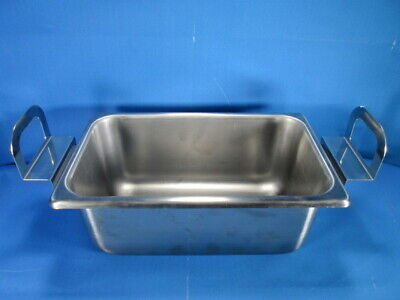Branson Basket Tray For 1-12 Gal Ultrasonic Cleaner U Pick Solid Or Peforated