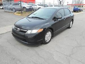 HONDA CIVIC DX 2008 AUTOMATIQUE*GARANTIE 1 ANS OU 15000KM INCLUS