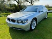 BMW 7 SERIES 760 LI V12 LWB 6.0 AUTO * LEATHER SEATS * SUNROOF *ONLY 36000 MILES