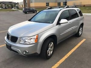 CERTIFIED & E TESTED 2007 PONTIAC TORRENT ,  LOW MILES