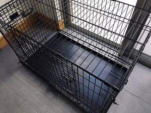 """36"""" Large Metal Collapsible Dog Crate Hornsby Hornsby Area Preview"""