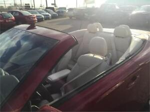 2010 Lexus IS 350C HARD TOP CONVERTABLE HTD AND AC SEATS NAVIGAT