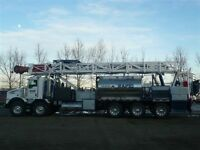 Floorhand - Flush-by / Rod Rig - Red Deer, Alberta.