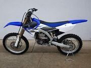 2014 Yamaha YZ450F 450CC Motocross 449cc Blacktown Blacktown Area Preview