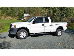 2007 F-150 4X4 XL S/BOX, S/CAB. REDUCED TO $8,900 GAS, AUTO