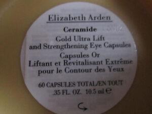 Elizabeth Arden Ceram Adv Time & E.A. Ceram Gold Ultra Life Eye Kitchener / Waterloo Kitchener Area image 4