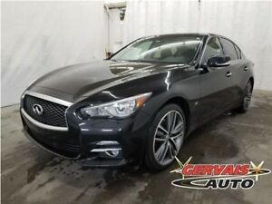 Infiniti Q50 Limited AWD Navi Cuir Toit Ouvrant MAGS 19 Pouces 2