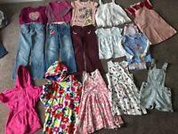 5-6 girls bundle- 16 items. Next, Boden, M&Co, Gap