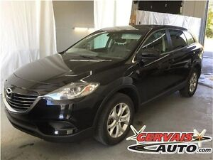 Mazda CX-9 GS-L AWD Cuir Toit Ouvrant 7 Passagers MAGS 2013
