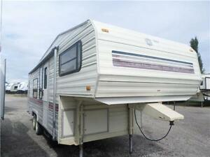 1989 Terry fifth Wheel 25 foot