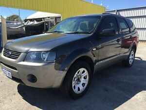 2007 FORD TERRITORY TX IN NICE CONDITION Maddington Gosnells Area Preview