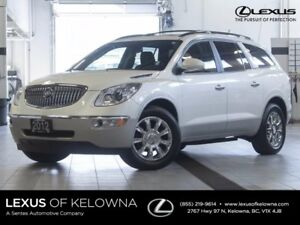 2012 Buick Enclave CXL Package w/ Winter Tires and Heated Seats