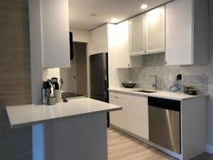 OPEN HOUSE ~ Completely renovated 1 bedr. condo - rentable