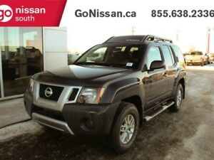 2015 Nissan Xterra S:AUTO, AIR, LOW KMS!!