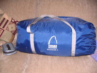 sierra designs 4 man tent