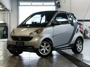2015 smart fortwo pure 2dr Coupe