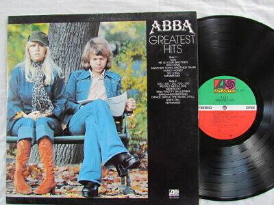 Abba,Greatest Hits,Vinyl lp,Atlantic,SD 18189