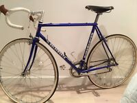 Racing bike - an old school classic made by Holdsworth