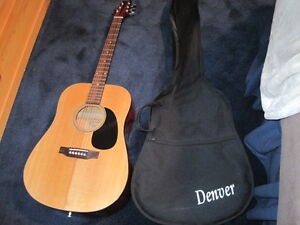 musical instruments (guitars)