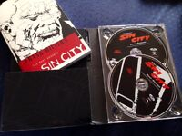 Sin City Special Edition DVD (Recut & Extended)