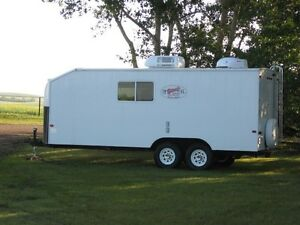 24' New Wheeled OFFICE TRAILERS - FOR RENTAL