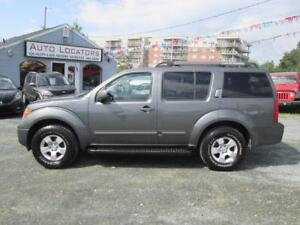 2006 Nissan Pathfinder 4X4... 7 PASSENGER SEATING