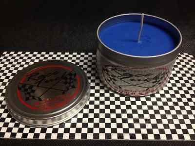 Race Fuel Scented Candles Drag Strip Track Race Gas Pro Street Outlaws Man Cave Drag Race Pro Street