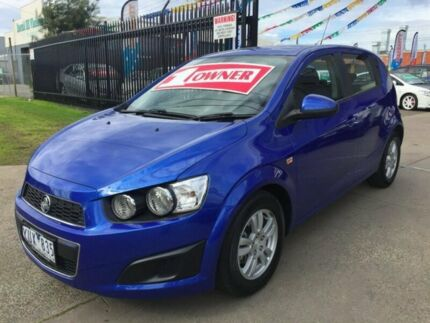 2011 Holden Barina TM 5 Speed Manual Hatchback Brooklyn Brimbank Area Preview