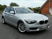 2014 BMW 116i F20 MY0314 Steptronic Silver 8 Speed Sports Automatic Hatchback Chermside Brisbane North East Preview