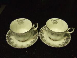 ROYAL ALBERT  Made in England Bone China VINTAGE Tea Cup Saucer,