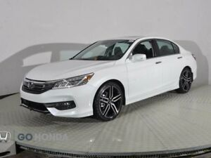 2017 Honda Accord Touring V6