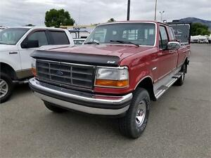 1992 Ford F-150 EXT/CAB 4X4-RESTORED WITH 10,000'S SPENT