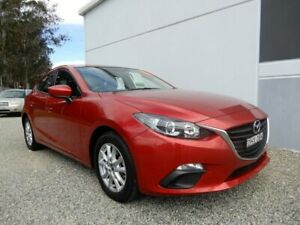 2016 Mazda 3 BN5478 Neo SKYACTIV-Drive Soul Red 6 Speed Sports Automatic Hatchback Glendale Lake Macquarie Area Preview