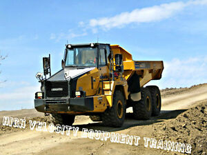 Interested in Heavy Equipment ? Come get certified with us ! London Ontario image 6