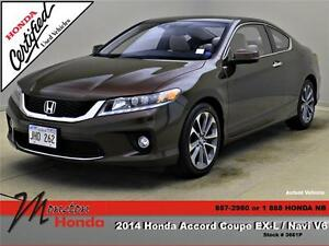 2014 Honda Accord EX-L-NAVI V6