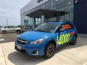 2016 Subaru Crosstrek 2.0i w/Sport Pkg