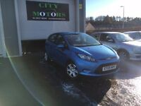 Ford Fiesta 1.25, 12 Months MOT, Warranty, 1 Owner, FSH, A1 Condition