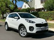 2018 Kia Sportage QL MY18 Si 2WD White 6 Speed Sports Automatic Wagon Medindie Walkerville Area Preview