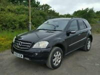 mercedes benz m class 3.0 diesel auto spares or repair