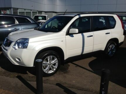 2011 Nissan X-Trail T31 MY11 ST (FWD) White Continuous Variable Wagon Cleveland Redland Area Preview