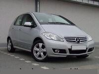 2008 08 MERCEDES A150 ELEGANCE SE CVT AUTO 5DR 1 LADY OWNER MOT 04/17(PART EX WELCOME)