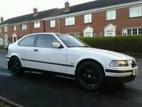 1998 BMW 316i Compact E36