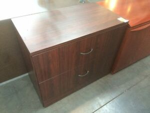 Used 2-Drawer Lateral Filing Cabinet